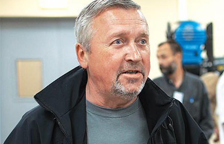 Интервью: Александр Рогожкин
