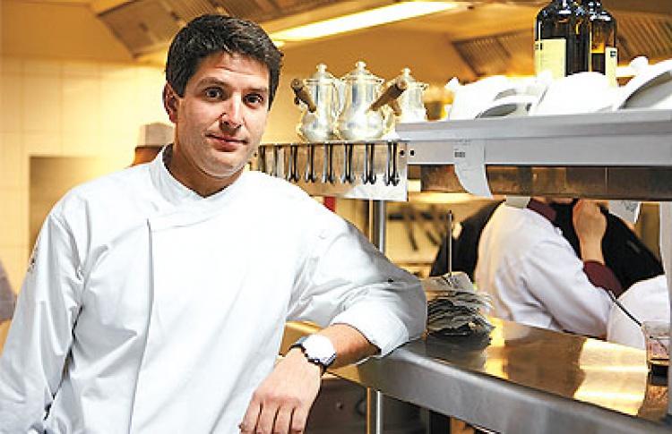 Новый шеф-повар в The Most