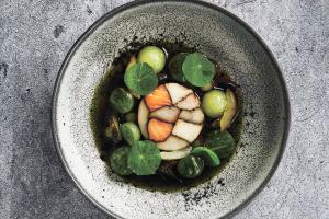 Гастрономический ужин в ресторане Nordic