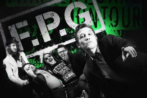 Punk Jazz-концерт в исполнении F.P.G