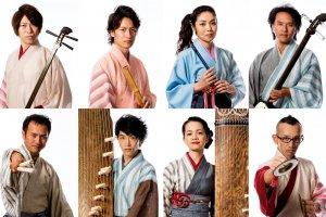 Общедоступный концерт японского ансамбля AUN J CLASSIC ORCHESTRA