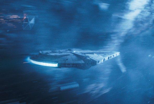 Хан Соло: Звездные войны. Истории - Фото №8