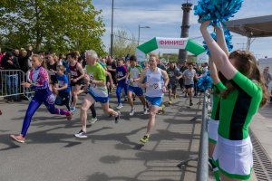 Всероссийский забег «Зеленый марафон»