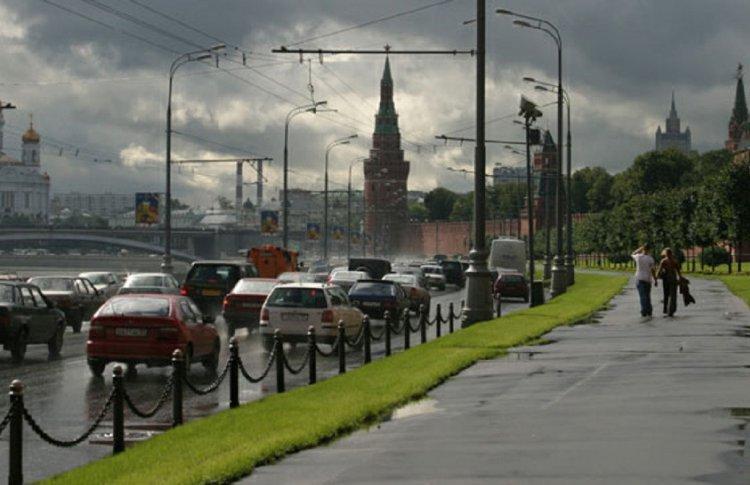 Дожди и холод ждут Москву на выходных