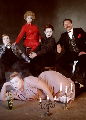 Актеры проекта LoDka: если клоунада только смешная — это глупая клоунада