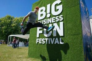 Бизнес open-air Big Business Fun Festival  вновь пройдет в Петербурге