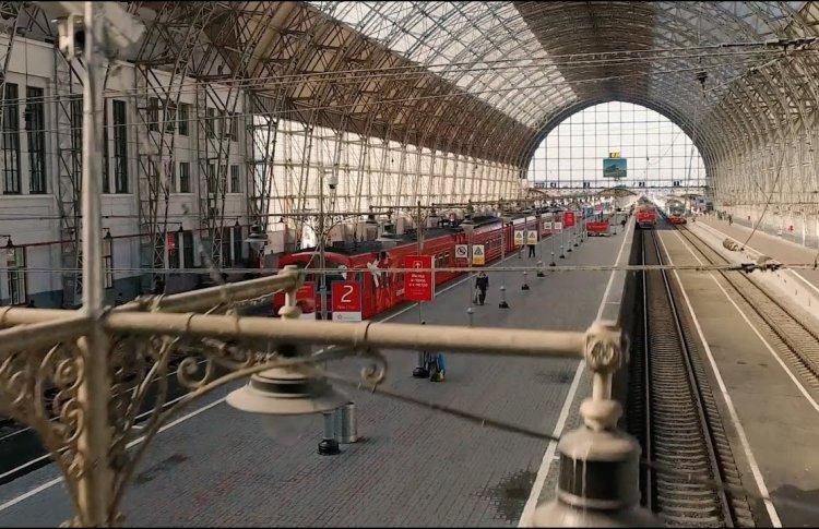 В Москве на Рязанском проспекте появится новый вокзал