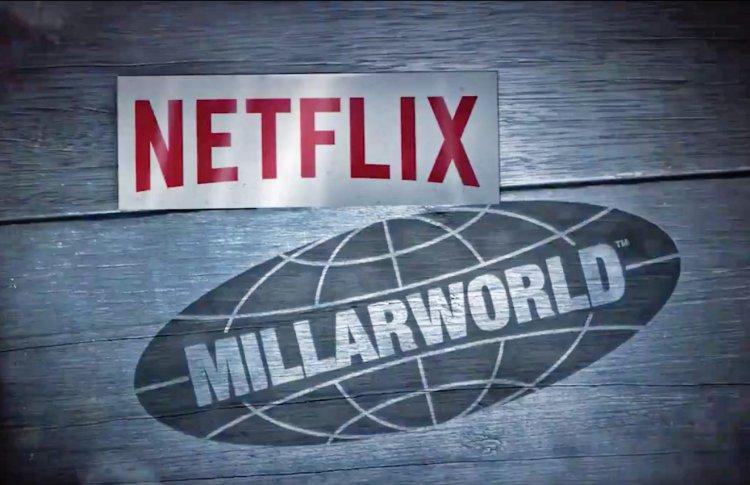 Netflix выпустил трейлер своего первого комикса
