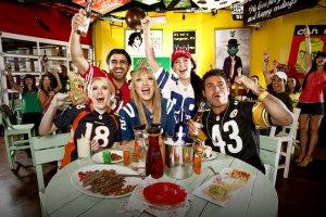 ТОП-11 ресторанных предложений к Чемпионату мира по футболу / TOP-11 restaurant offers for the World Cup