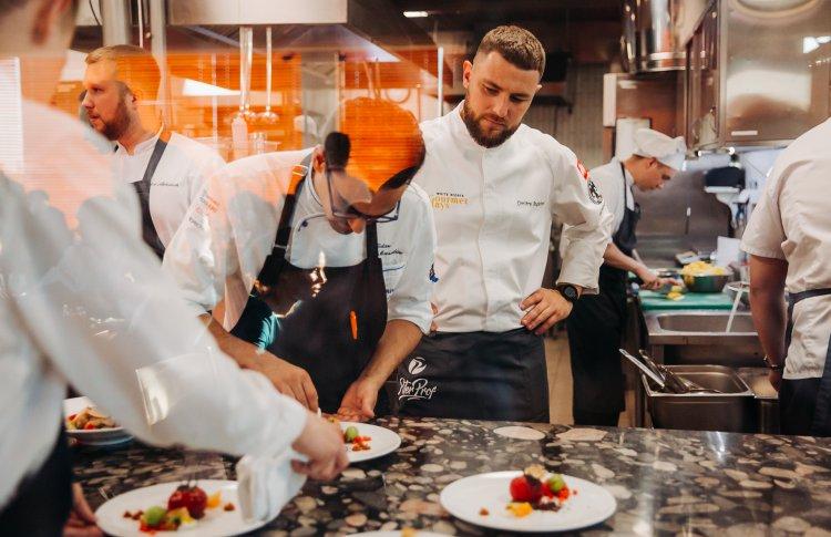 В Петербурге стартует фестиваль Gourmet Days