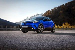 Cool, Hot, Ride – все подробности о новом Toyota C-HR