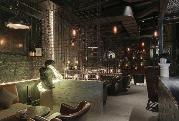Бар Tangiers Lounge - Фото №1