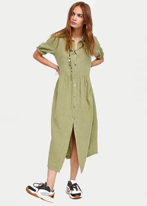 Платья-рубашки для города и пляжа