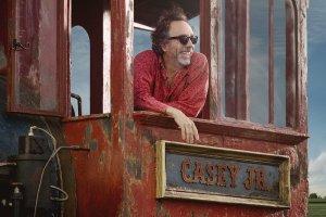 Disney выпустил ролик нового фильма Тима Бертона