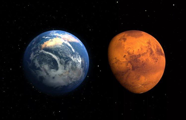 Полный Марс икровавую Луну увидят москвичи— Великое противоборство