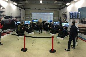 UltraWide мониторы LG 34UC88-B на Чемпионате по виртуальному автоспорту Porsche eRacing Championship Russia