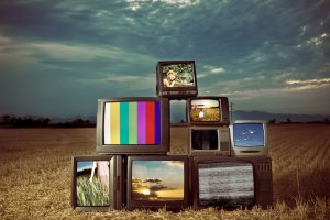 Выставка раритетов телевизионной техники
