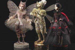 Выставки авторских кукол «Вне времени и границ»