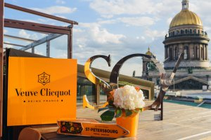 Вечеринка по случаю премьеры бренда SO/ Sofitel в России прошла в Санкт-Петербурге