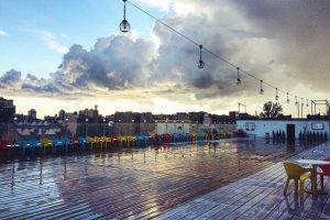 В Петербурге открывают крышу с бесплатным входом и концертами