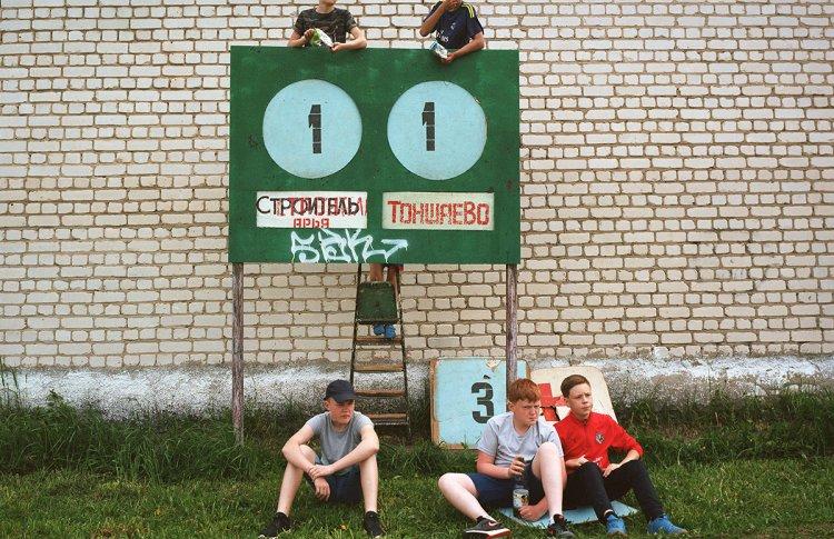 Grassroots. Низовый футбол в России