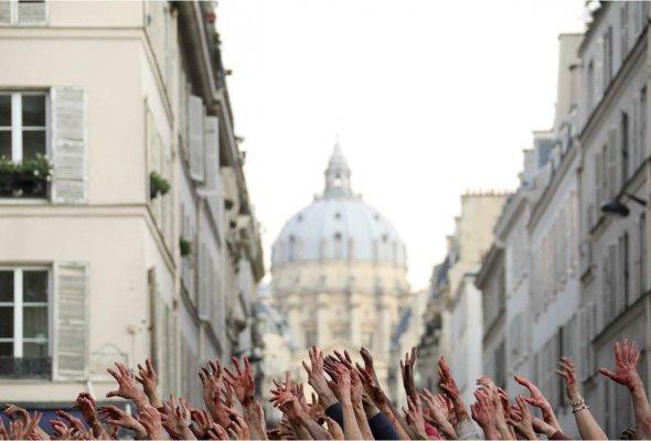 Париж. Город зомби - Фото №1