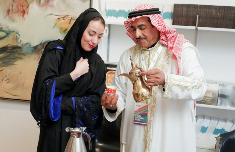 Что смотреть на выставке культуры Саудовской Аравии?