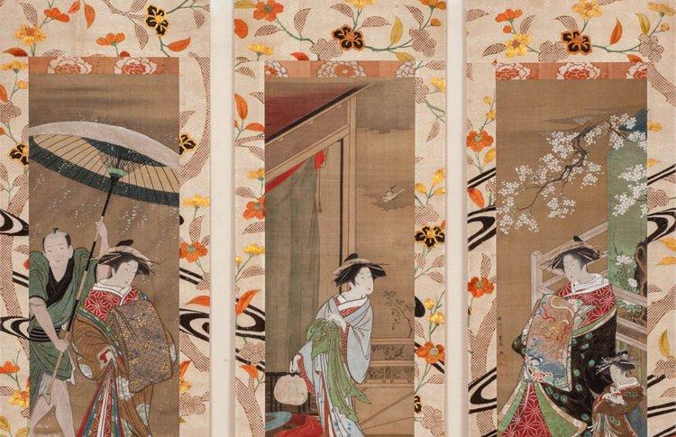 Лето Японии в музее Востока