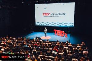 Конференция TEDxNevaRiver: как это было