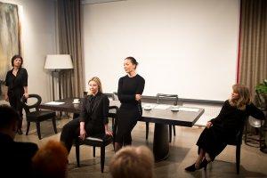 One woman show: как обычные женщины на один вечер стали актрисами