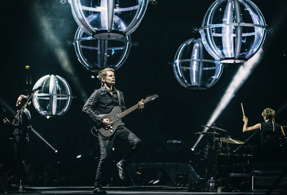Muse Drones World Tour - Фото №3