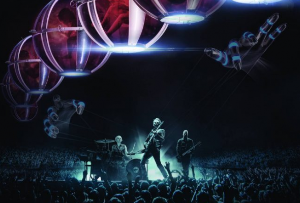 Muse Drones World Tour - Фото №0