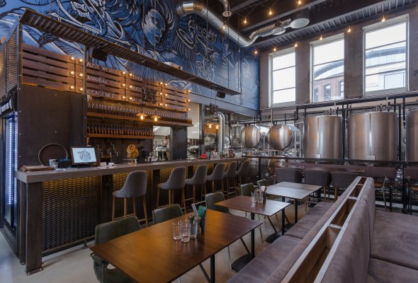 Poet Brewery&Bar - Фото №4
