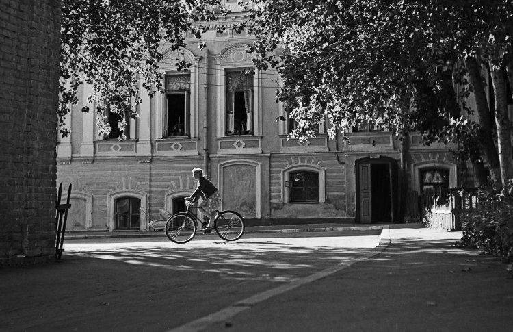 Душа московских улиц