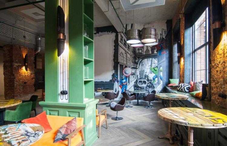 Studio 77 & Moriarty Bar