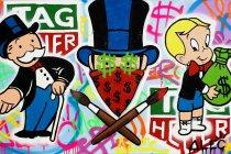 Выставка Alec Monopoly x TAG Heuer