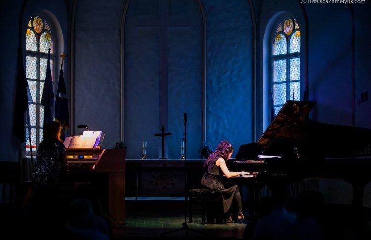 Страшно красивая музыка будет звучать под сводами Яани Кирик в пятницу, 13-го