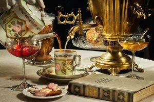 Чаепитие так, как его любил Достоевский