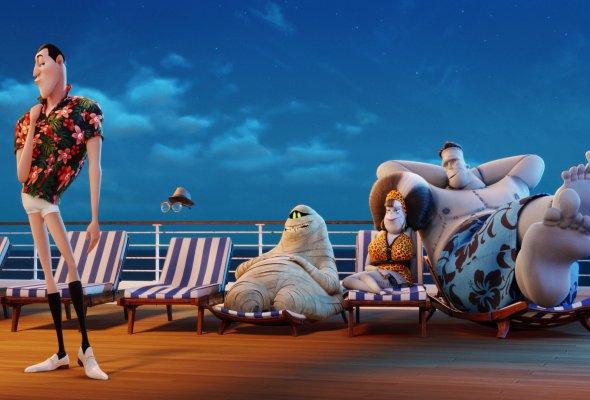 Монстры на каникулах-3: Море зовет - Фото №4