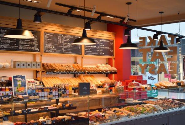 «Британские пекарни» в ТРЦ «Жемчужная Плаза»  - Фото №0