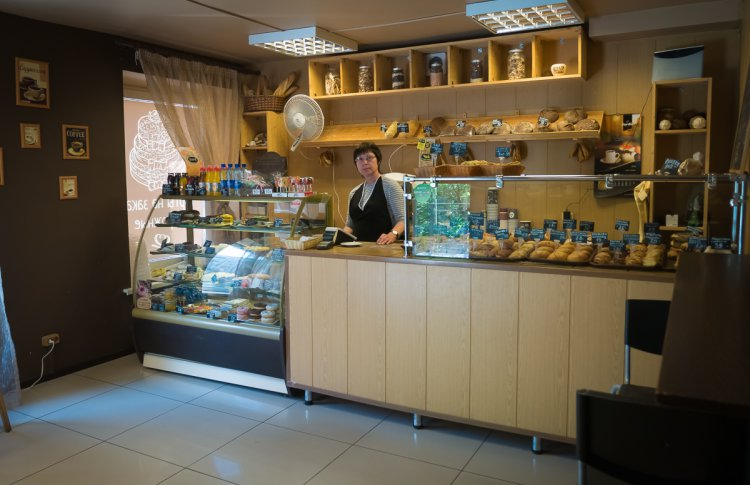 Кафе-пекарня «Парфе»