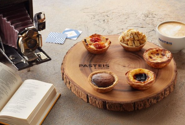 Кофейня Pasteis & Coffee - Фото №1
