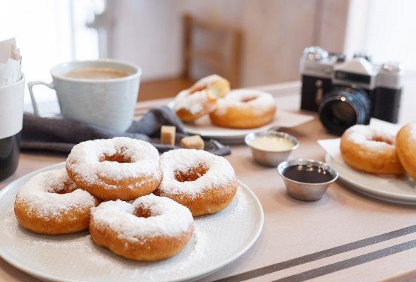 Кафе «Пышечка» на Чернышевского - Фото №0
