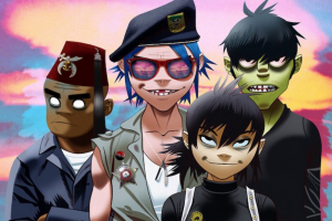 10 самых интересных песен, которые Gorillaz спели не одни