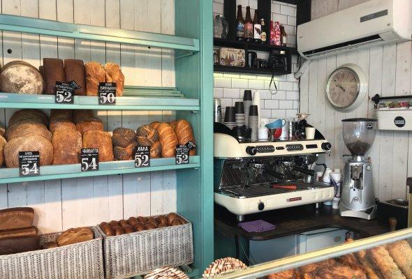 Пекарня «Нарезной bread & coffee shop» - Фото №0