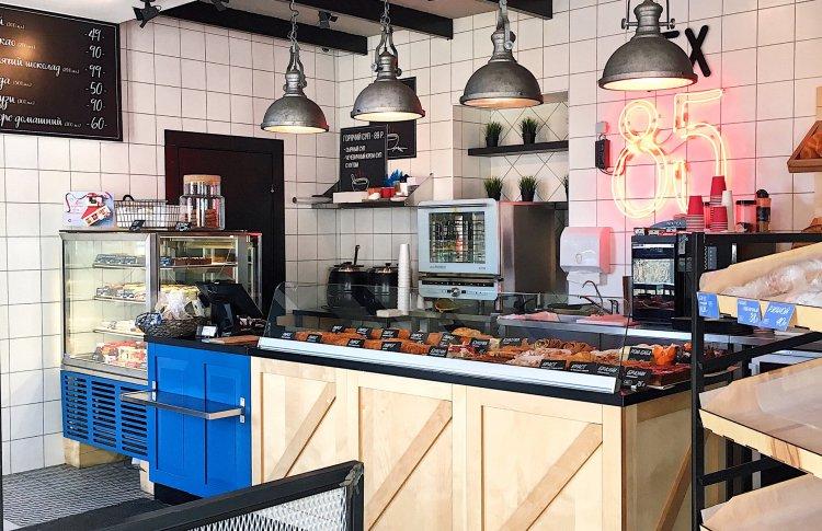 Пекарня «ЦЕХ85» на Бассейной