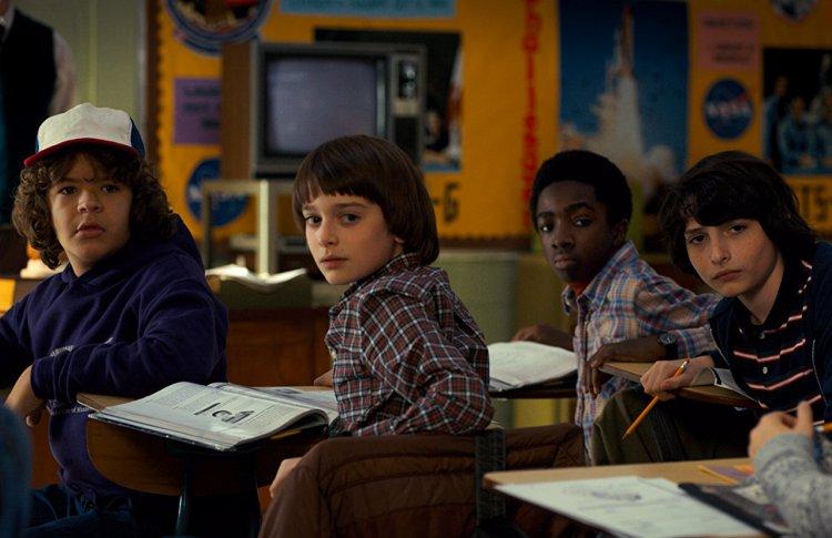 «Очень странные дела» показали тизер третьего сезона