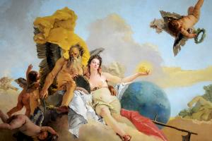 Выставка «От Тьеполо до Каналетто и Гварди»