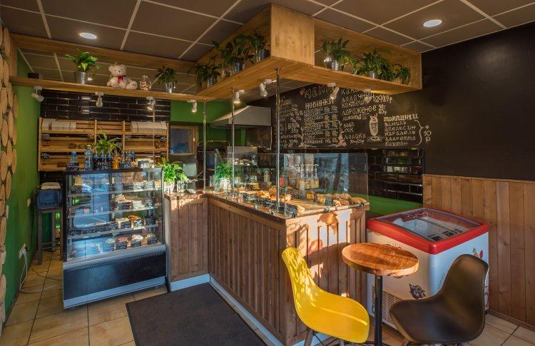 Пекарня «Мишка bakery» на Фонтанке