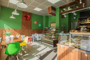 Пекарня «Мишка bakery» на Народного Ополчения